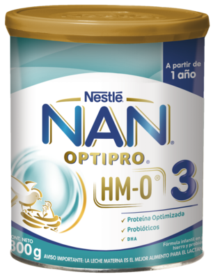 Fórmula Infantil NAN Optipro 3