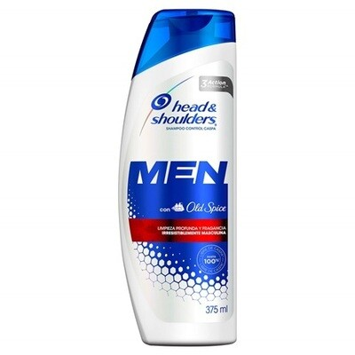 Shampoo Men con Old Spice