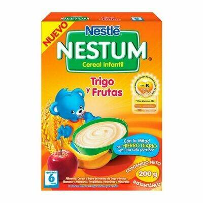 Nestum Trigo y Frutas