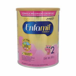 Fórmula Infantil Premium 2