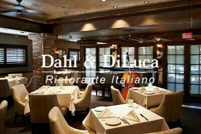 Dahl & Di Luca Ristorante Italiano Gift Card