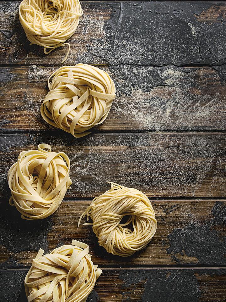 Fresh Linguine Pasta