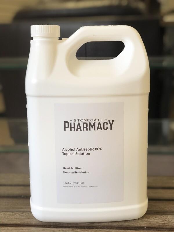 Hand Sanitizer-Gallon