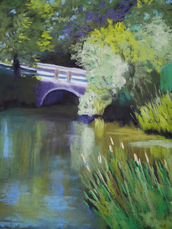 Crowes Road Bridge, Milford