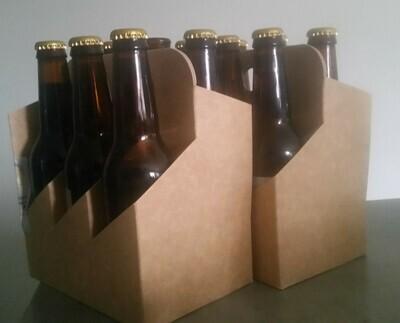 ''2Girls''  Amber Ale   12 x 330ml bottles