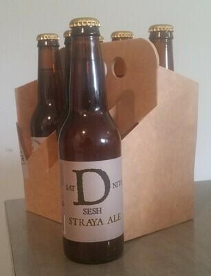 sat D nite Sesh Straya Ale  6 x 330ml bottles