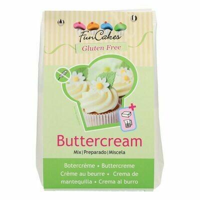 FunCakes Mix für Buttercreme, Glutenfrei 500g
