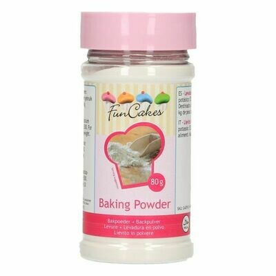 FunCakes Backpulver 80g