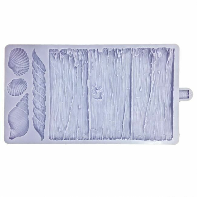 Karen Davies Silicone Mould - Rustic Driftwood by Alice