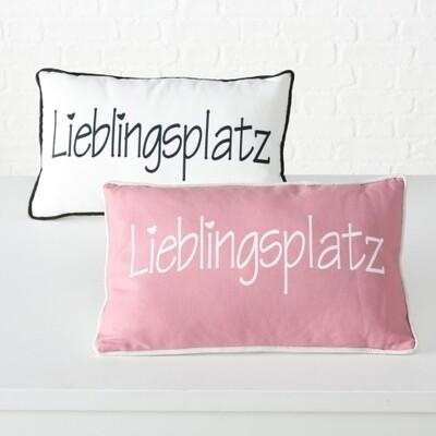 Kissen Lieblingsplatz, 2