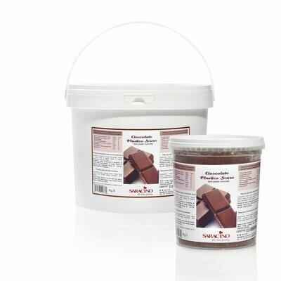 Chocolate Modelling Paste Dark 5 Kg
