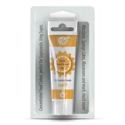 RD ProGel® Concentrated Colour - Sun Flower - Blisterpack