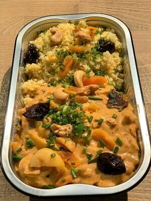 Nieuw!!! Marokaanse kip met couscous 500 gram