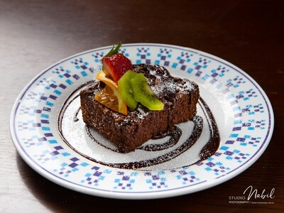 Chocolate Brownie (GF)