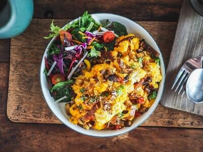 Cauliflower 'Mac'n'Cheese' Bites