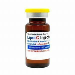 Lipo C Injection 30-day supply