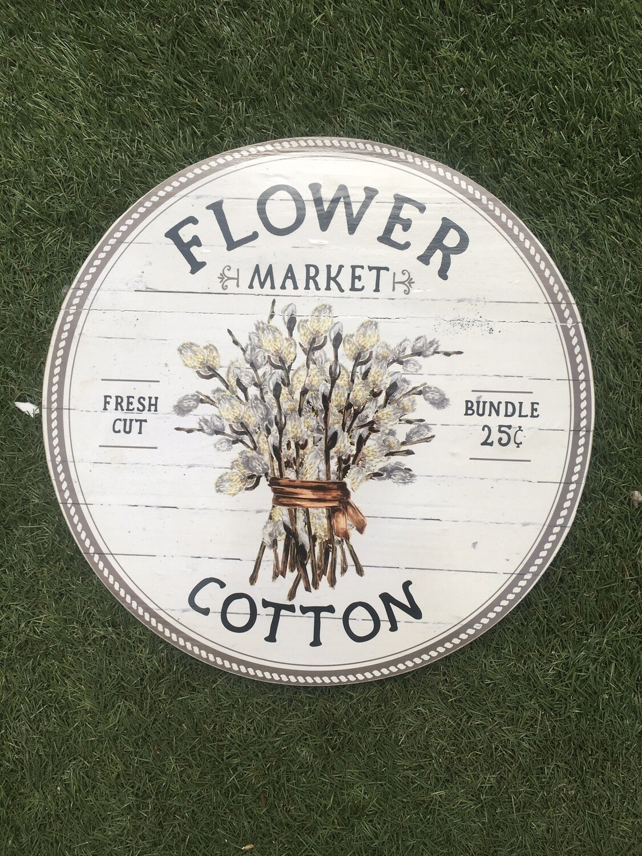 Flower Market Cotton Bundle