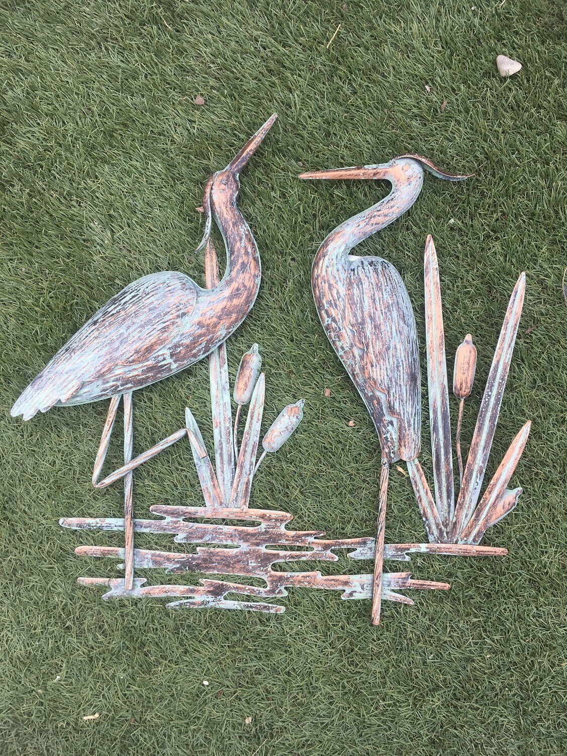 Copper Heron