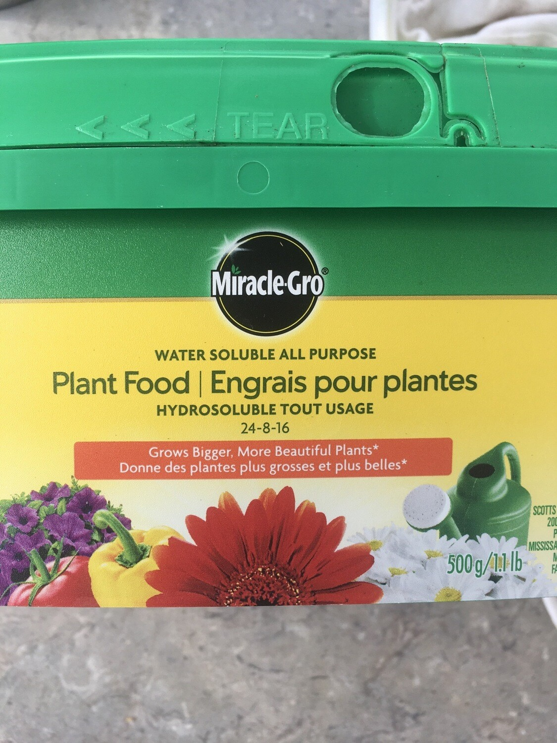 Miracle Gro - Plant Food