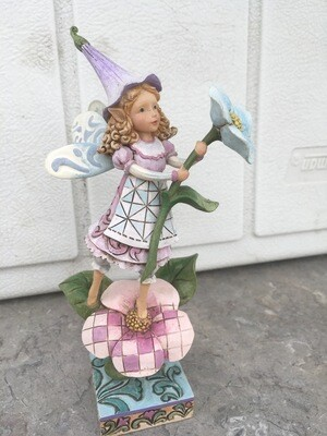 JIM SHORE  Garden Fairy