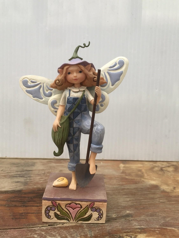 JIM SHORE Small Garden Fairy