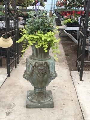 Stunning XL Vintage Ornate Urn Set - Sold Separately
