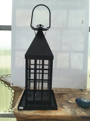 Large Ornate Lantern Bird Feeder
