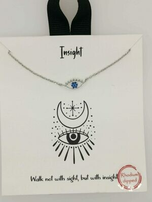 Sentiment-Insight Necklace