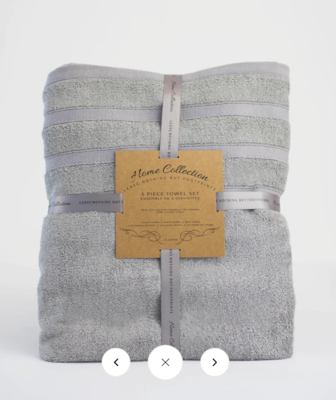 Bamboo Spoil Me Towel Set