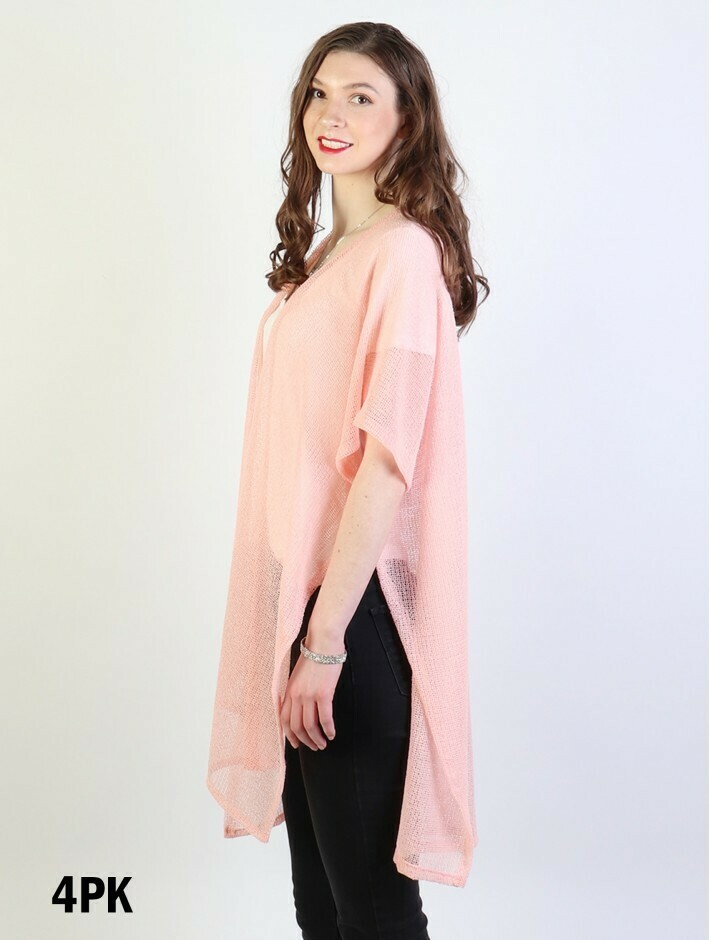 010-20-CL14734 Short Sleeve Fashion Top