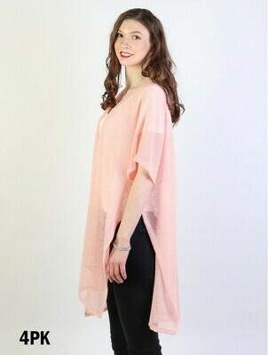 Short Sleeve Fashion Top