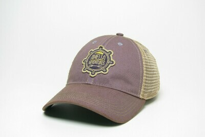 Old Favorite Adult Trucker Hat Lavender