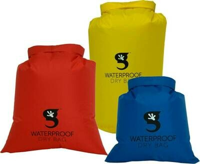 geckobrands Lightweight Compression Dry Bags (3 Pack)