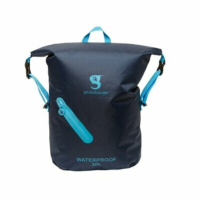 geckobrands Waterproof Lightweight Backpack 30L