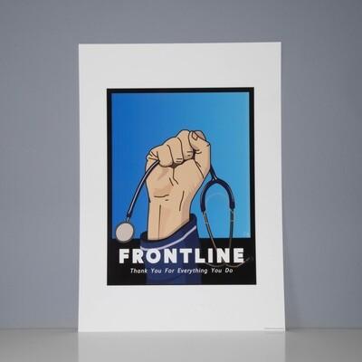 A3 Print NHS