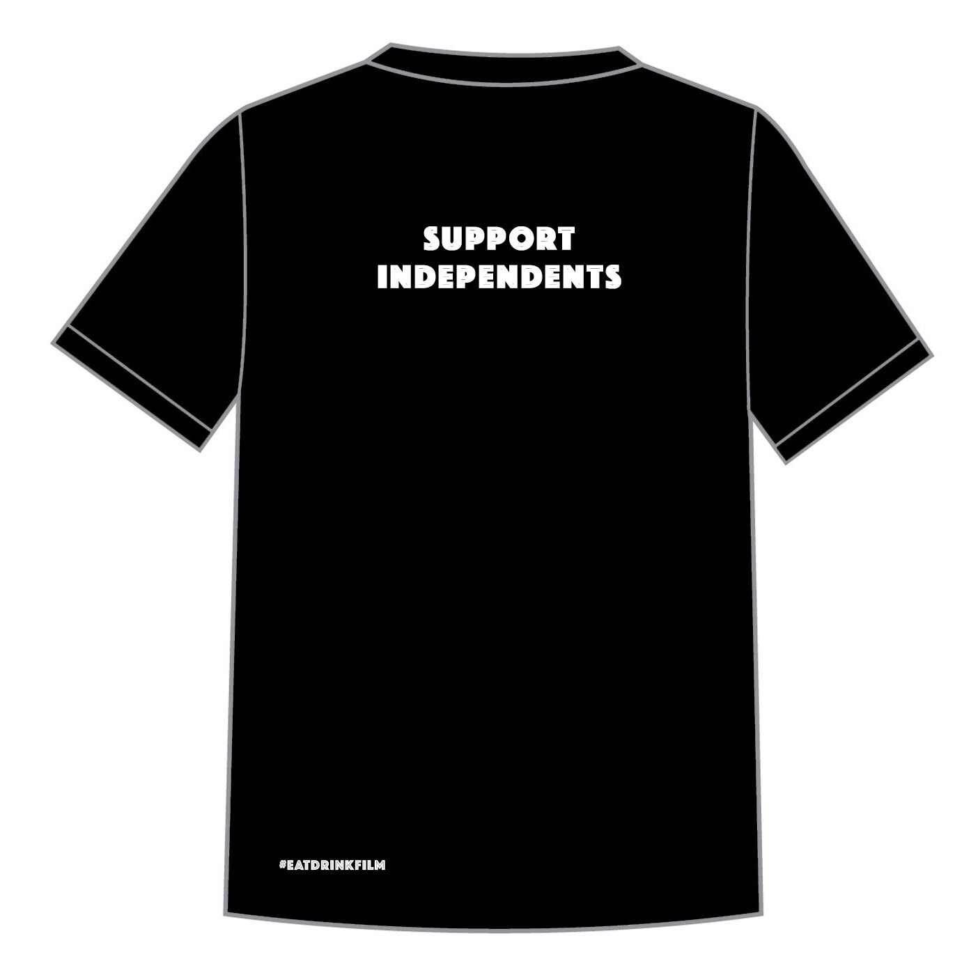 MB Independent T-shirt (Black)