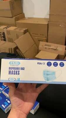Fuqing Yixingtang Disposable Face Mask Wholesale