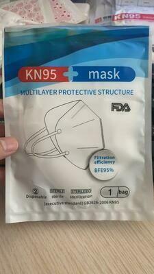 Yiwanyijia KN95 Mask, FDA Registered