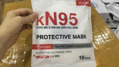 Newlekang KN95 Wholesale, MOQ 1,000 pc