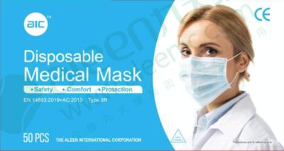 Jiutianlu AIC Medical Mask, MOQ 50,000
