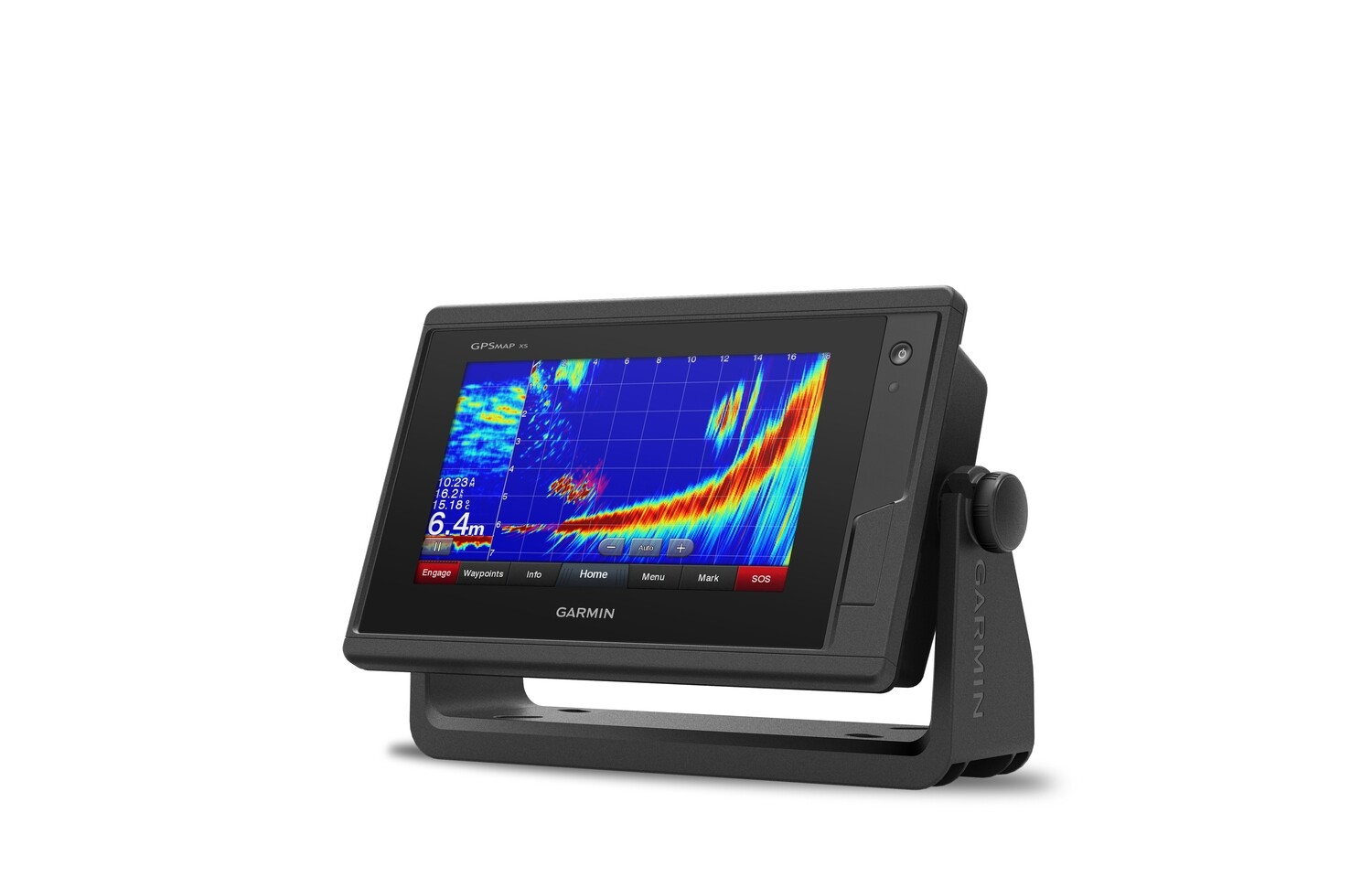 Garmin GPSMap 752xs combo package including map and transducer