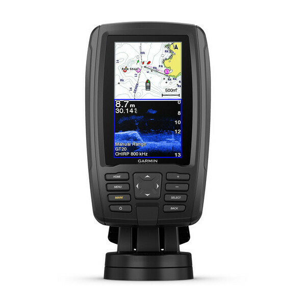 Garmin Echomap Plus 45cv combo sounder / GPS incl Map