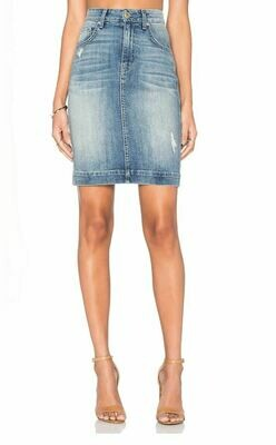 Jane Denim Skirt