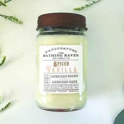 Spiced Vanilla