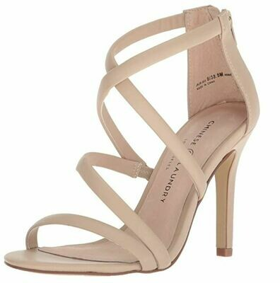 Chinese Laundry Strappy Tan Sandal