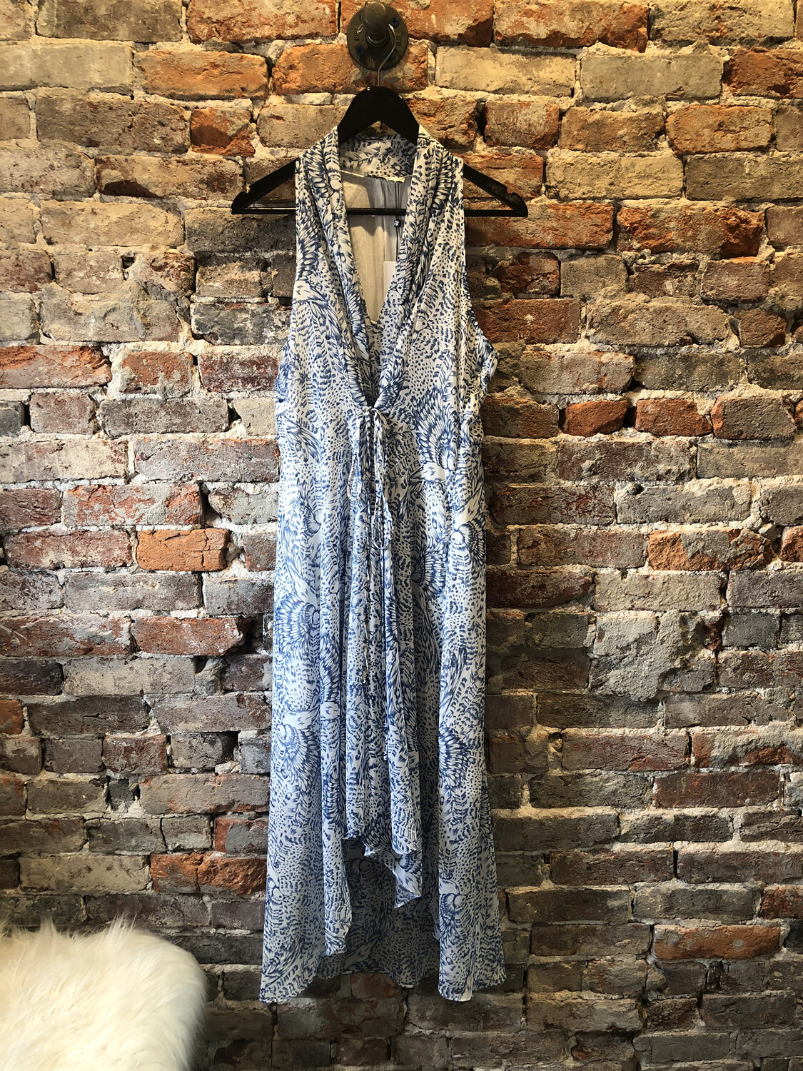 Star Ladies Woven Dress