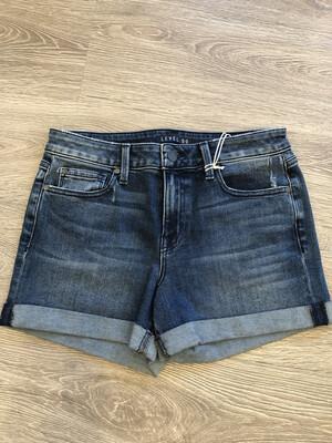 (Level99) Megan Rolled Shorts