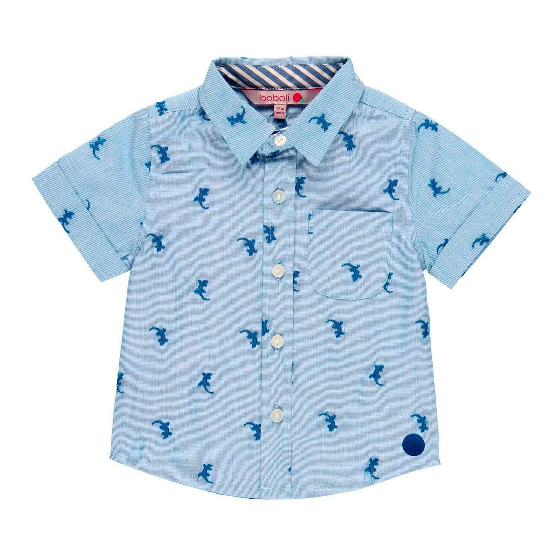 Camisa de tejido de bebé niño  BOBOLI