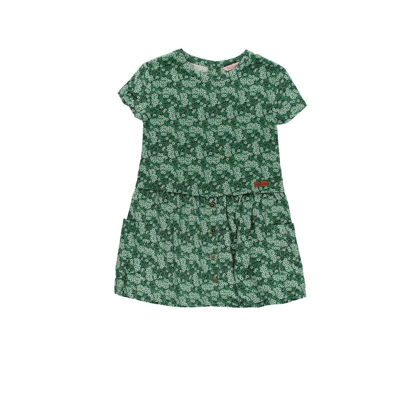 Vestido viscosa de niña  BOBOLI
