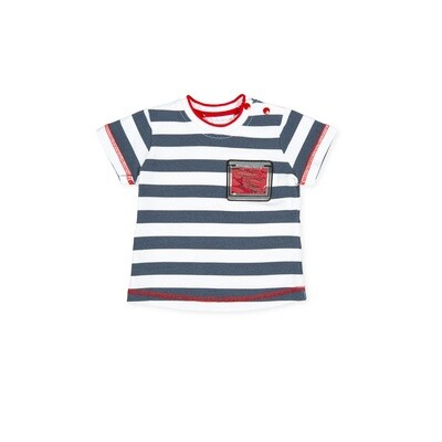 Camiseta m-c  TUTTO PICCOLO